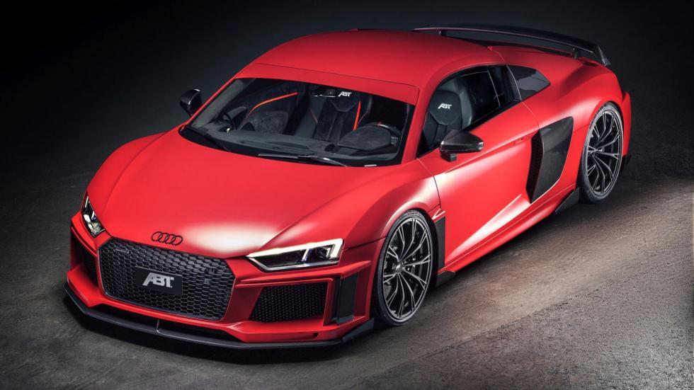 Audi R8 V10 Plus ABT (V)