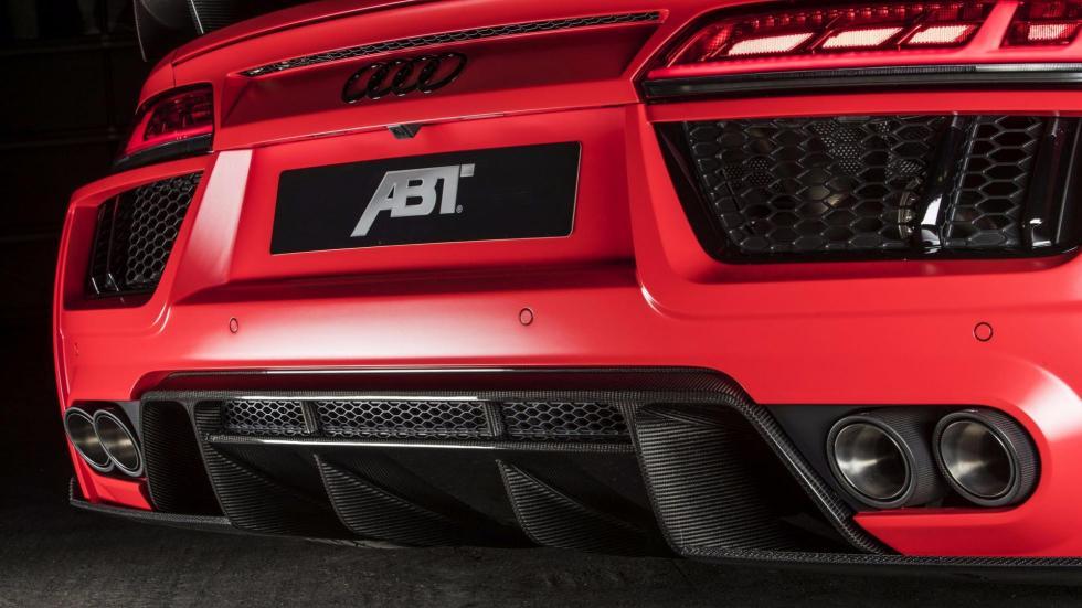 Audi R8 V10 Plus ABT (VII)