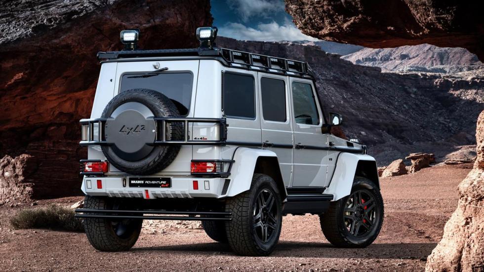 Brabus G500 4x4 Adventure