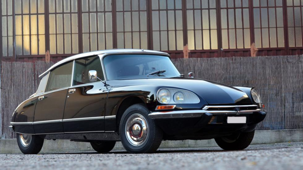 Citroen DS 23 Pallas clásico