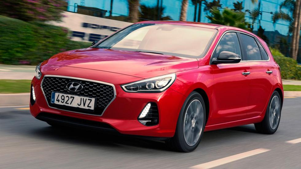 Coches más fiables. Compactos. 2: Hyundai i30