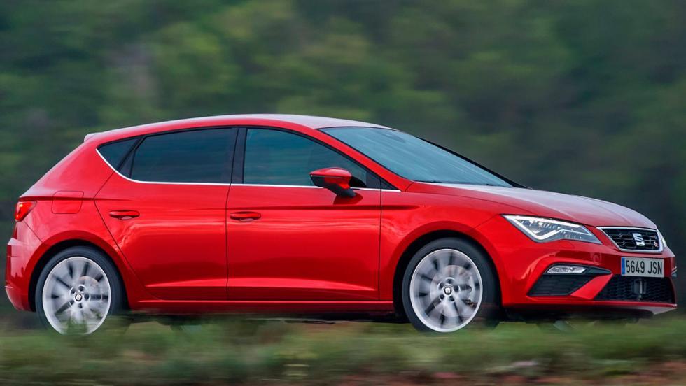 Coches más fiables. Compactos. 3: Seat León