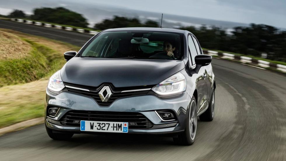 Coches más fiables. Compactos pequeños. 2: Renault Clio