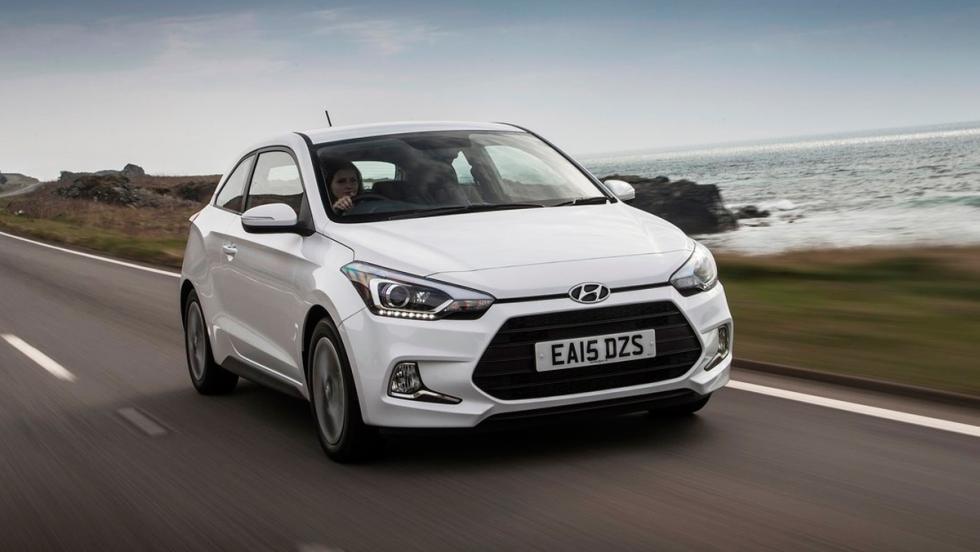 Coches más fiables. Compactos pequeños. 3: Hyundai i20