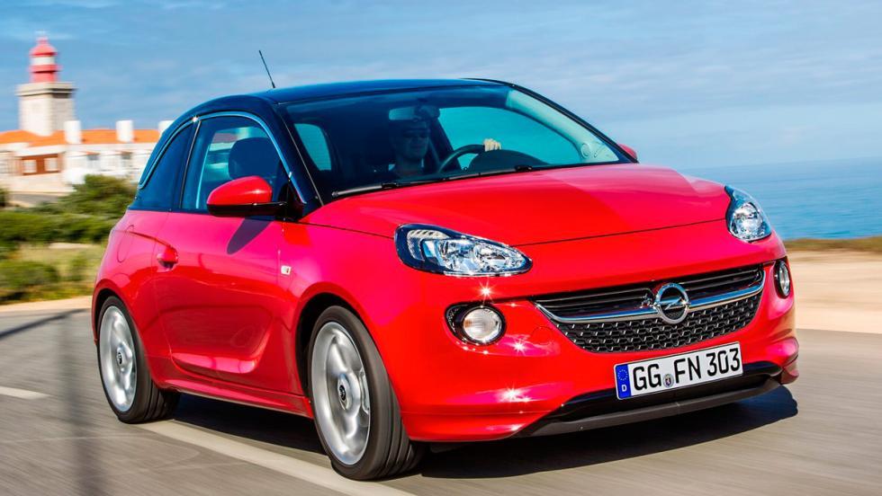 Coches más fiables. Urbanos. 1: Opel Adam