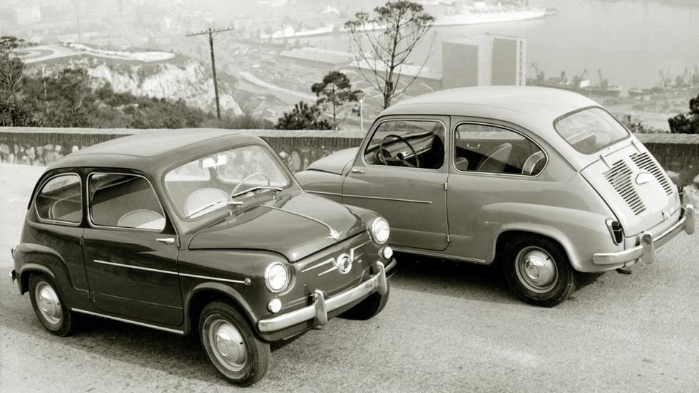 La historia del Seat 600 - En 1963 llegaría el modelo D