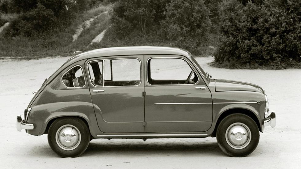 La historia del Seat 600 - En 1964 apareció el 800