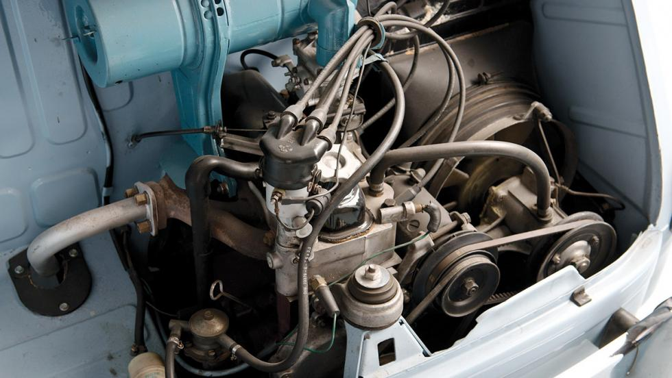 La historia del Seat 600 - El primer modelo tenía 21 CV