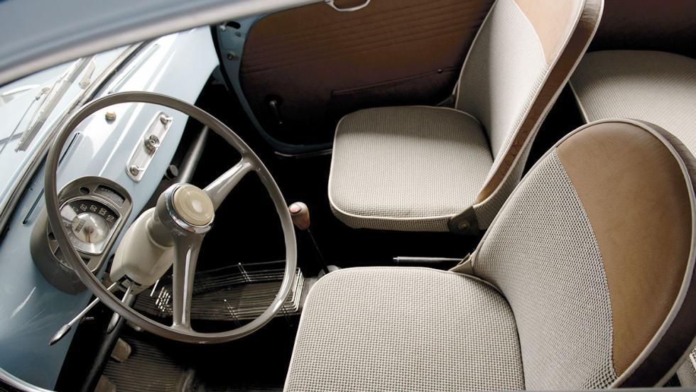 La historia del Seat 600 - Su precio era de 70.000 pesetas