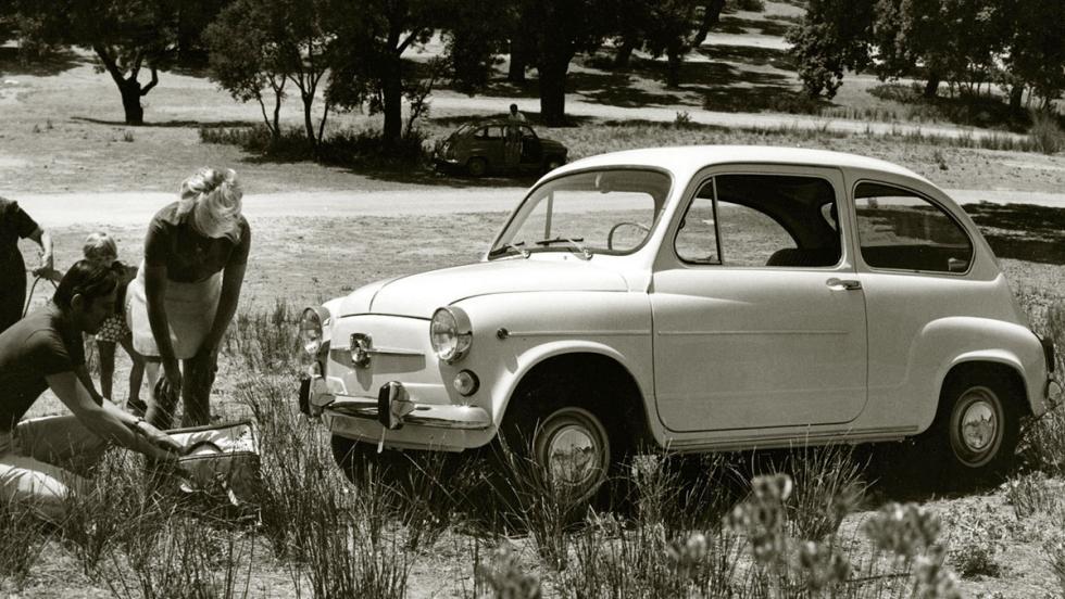 La historia del Seat 600 - El E subiría el listón en 1969