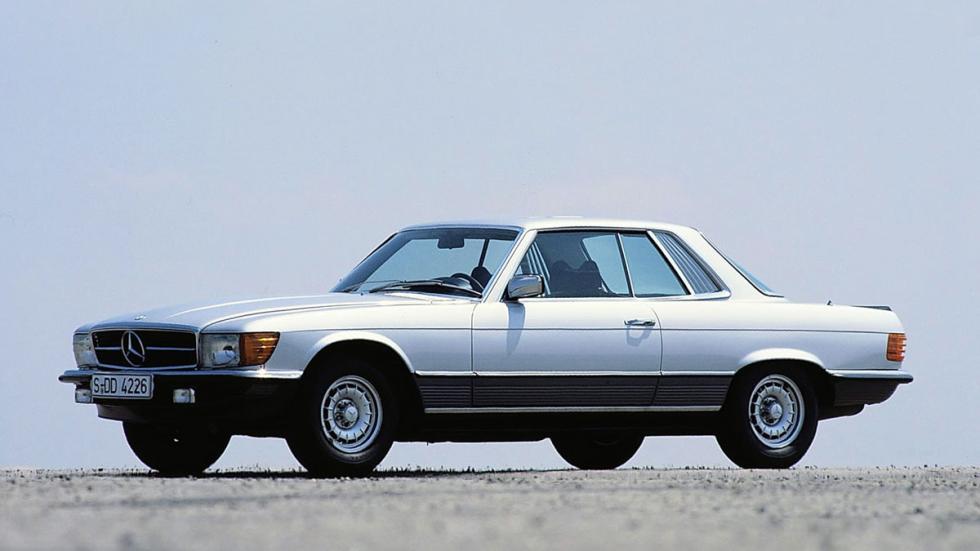 Mercedes SLC clásico alemania