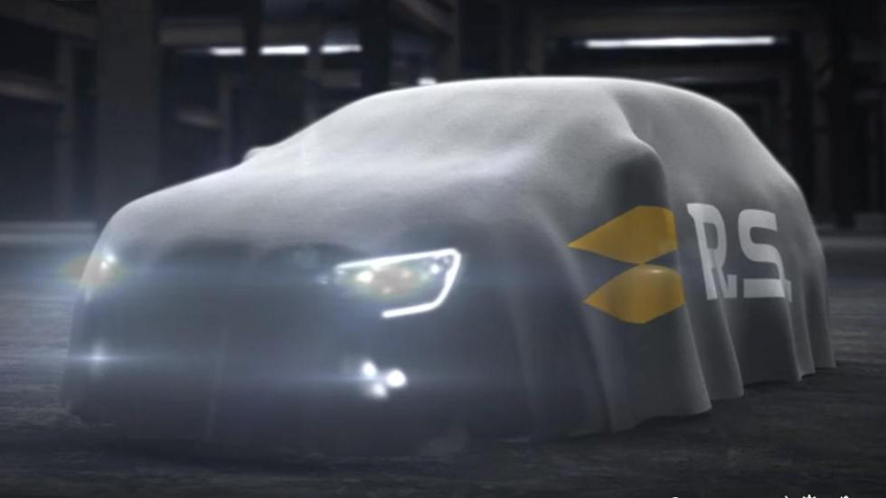 Renault Mégane RS 2017
