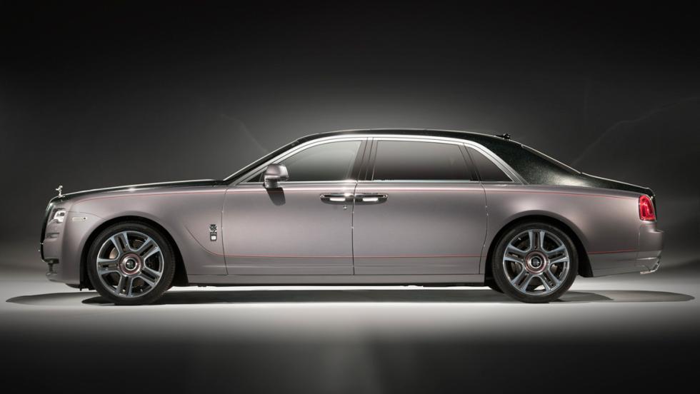 Rolls-Royce en el Salón de Ginebra 2017 (I)