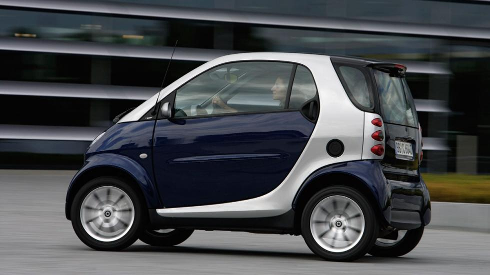 Smart Fortwo robusto