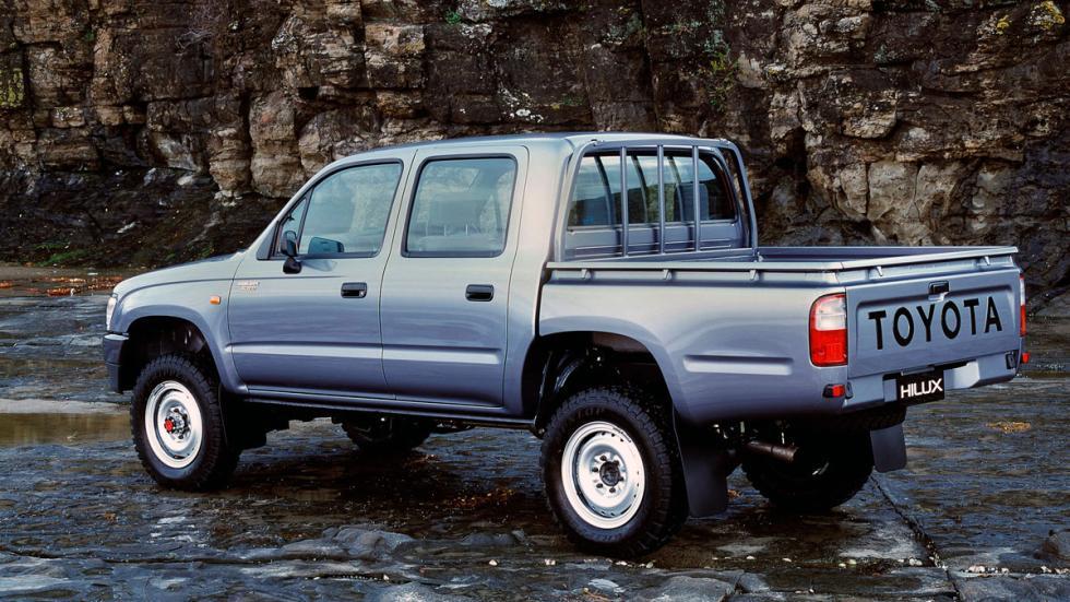 Toyota Hilux robusto
