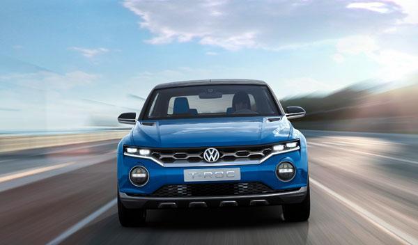Volkswagen T-ROC morro