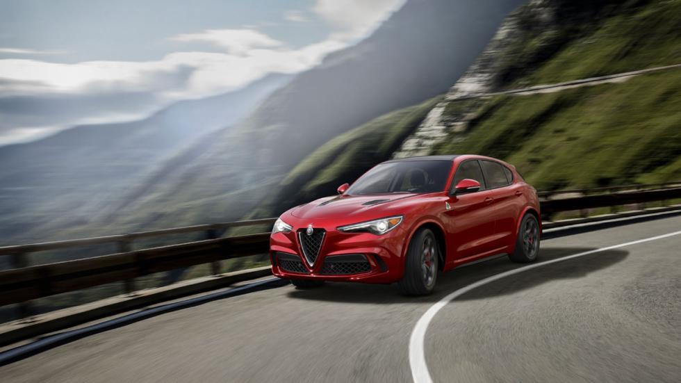 El Alfa Romeo Stelvio