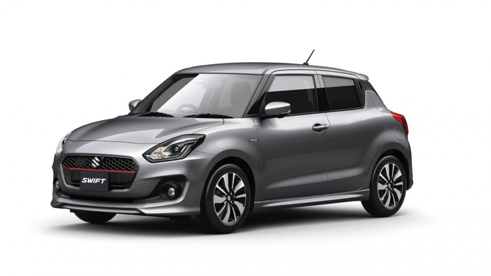 Suzuki Swift 2017 2