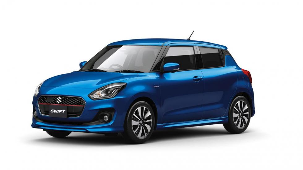 Suzuki Swift 2017 3