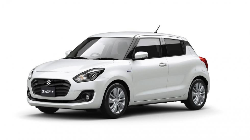 Suzuki Swift 2017 4
