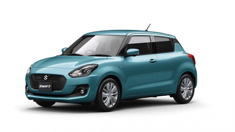 Suzuki Swift 2017 5