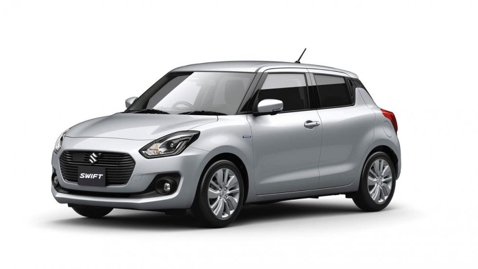 Suzuki Swift 2017 6