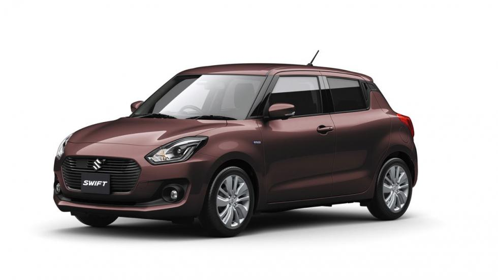 Suzuki Swift 2017 8