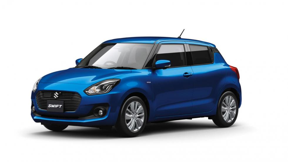 Suzuki Swift 2017 9