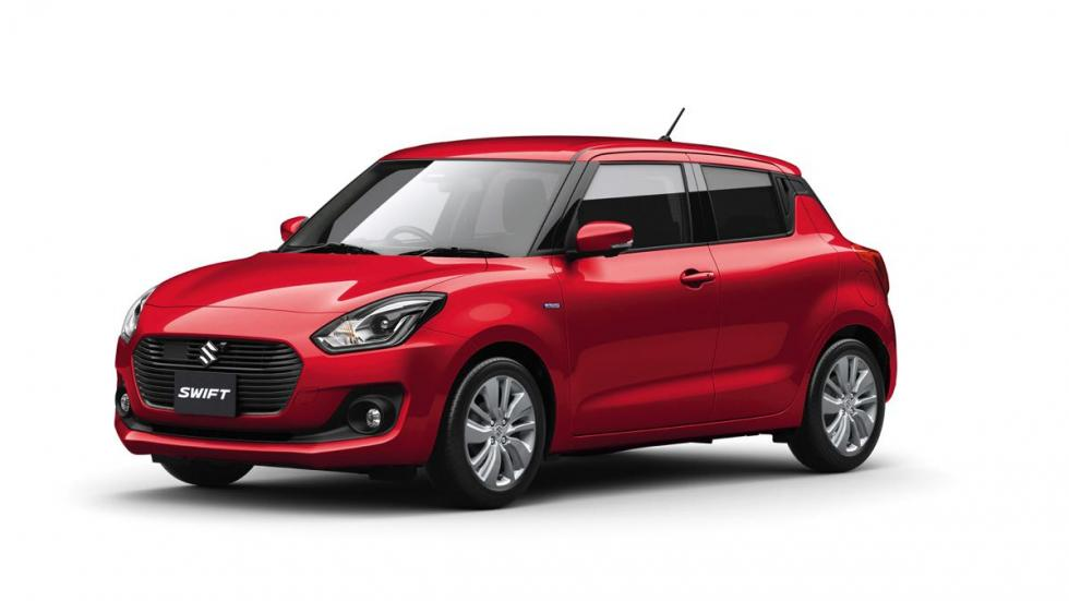 Suzuki Swift 2017 10