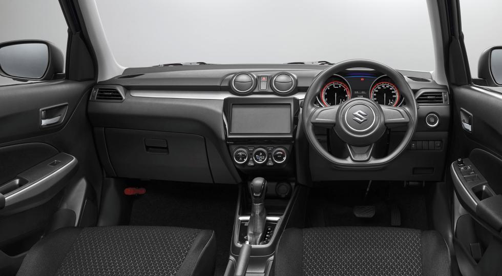Suzuki Swift Sport 2018: presentado en el Salón de Frankfurt | Salón ...