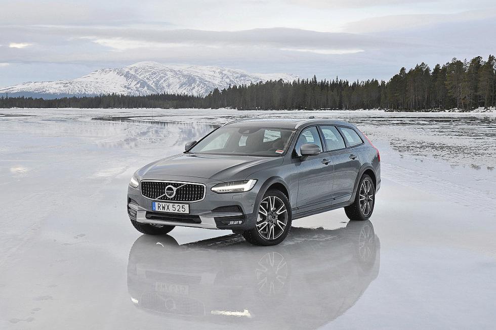 Prueba: Volvo V90 Cross Country 2017