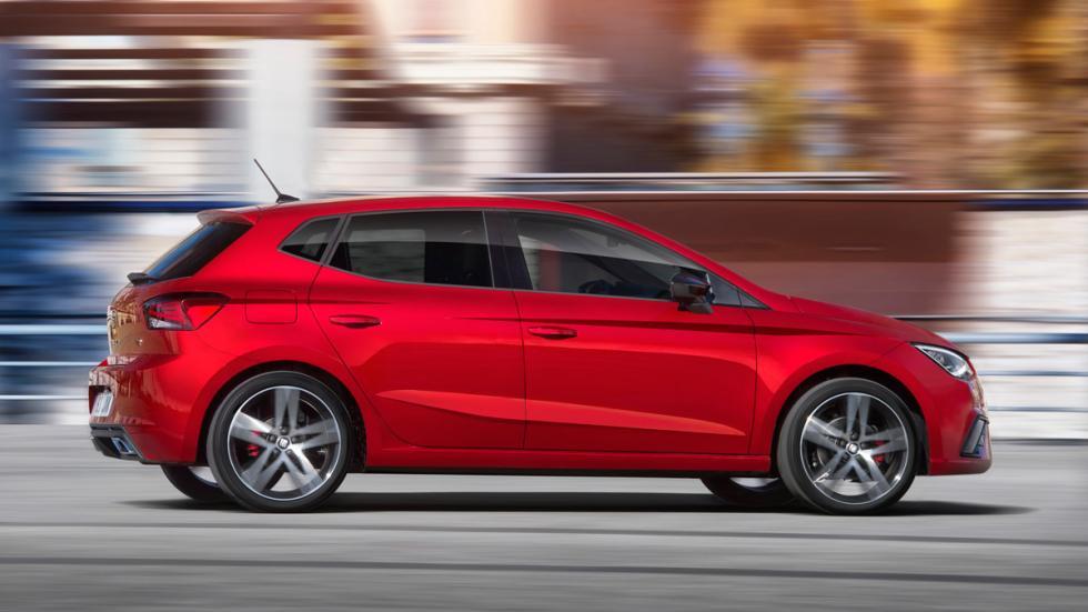 Seat Ibiza 2017. Prueba del 1.0 TSI de 115 CV