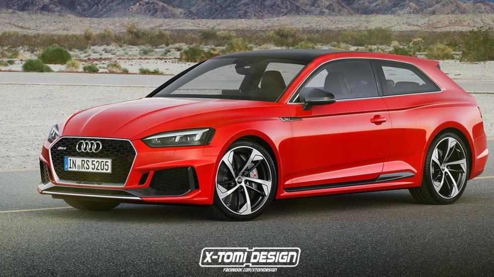 Audi RS5 Shooting Brake