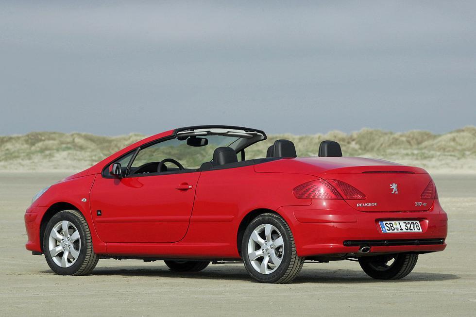 Todos los 307 fabricados entre 2003 y 2006 han tenido problemas con la gestión d