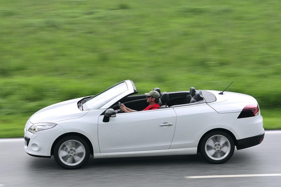 Renault Megane CC (Z). Mejora en fiabilidad, pero el eje de transmisión flaquea