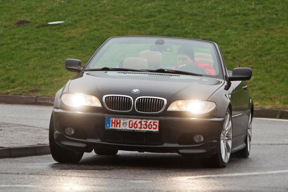 BMW 3 er Cabrio (E46). Esta generación tiene problemas en el chasis. La suspensi