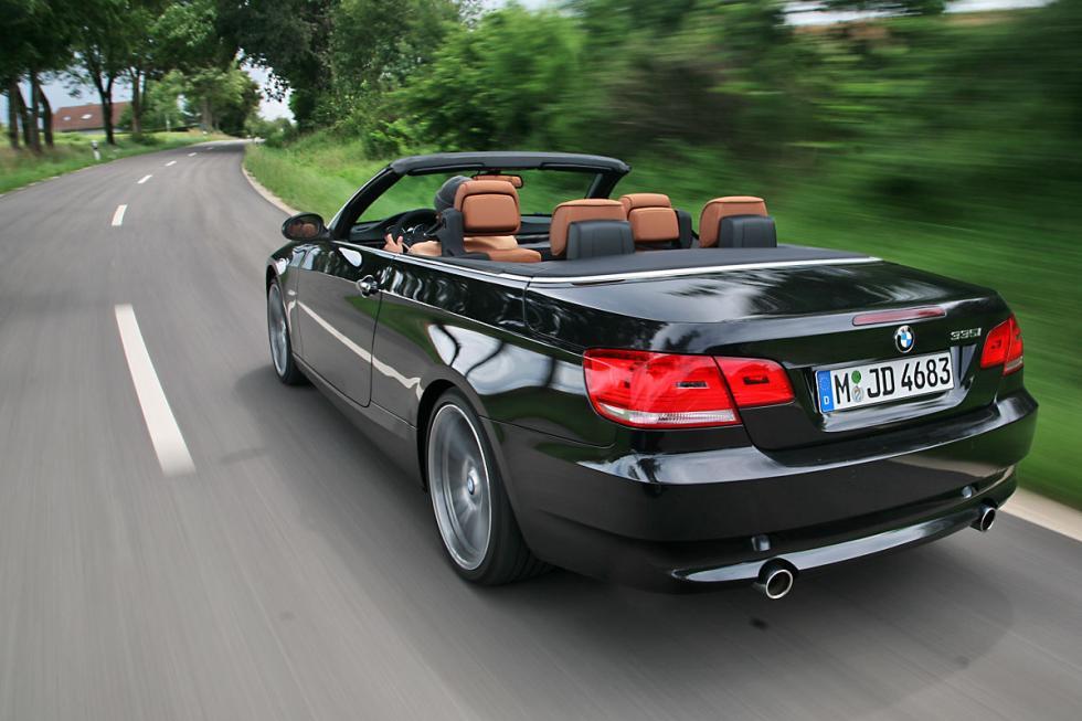 BMW 3er Cabrio (E93). Esta generación también da algunos problemas en suspensión
