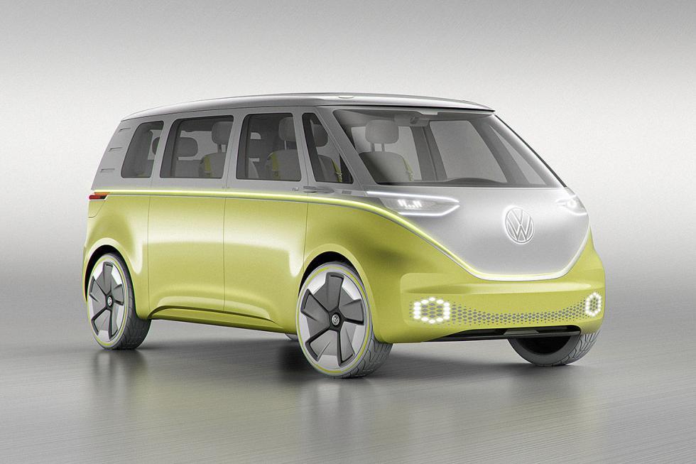 Volkswagen presentará otro SUV eléctrico, el segundo después de la I.D. Buzz (en