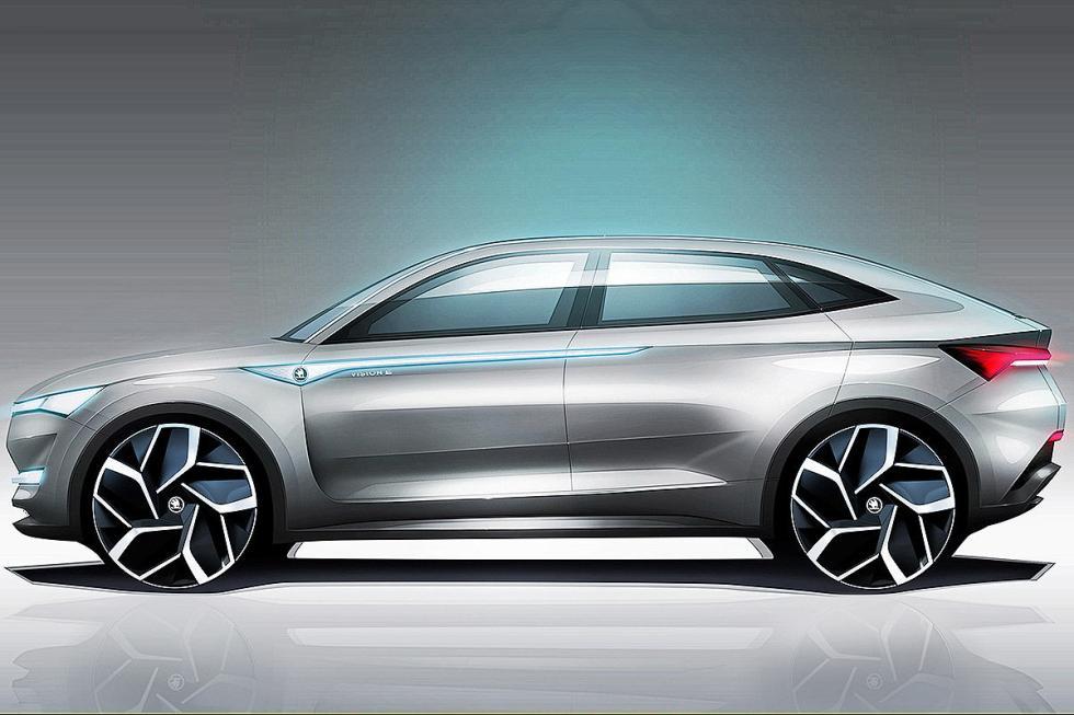 Por cierto: el SUV eléctrico de Skoda tendrá hasta 500 kilómetros de autonomía.