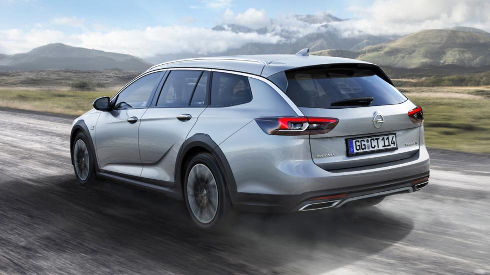 Opel Insignia Country Tourer 2017 zaga
