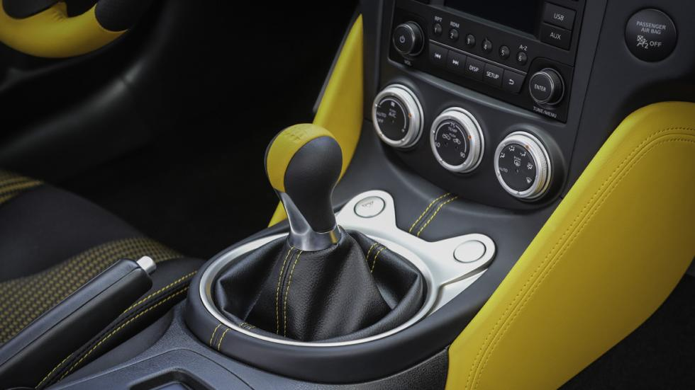 Nissan 370Z Heritage Edition cambio