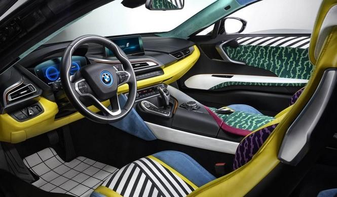 BMW i8 i3 Lapo