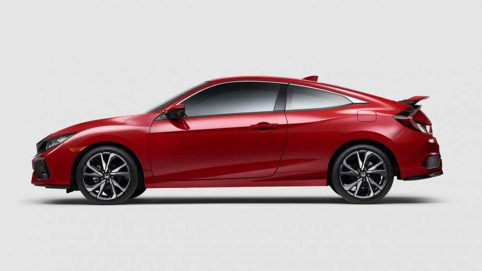 Honda Civic Si Coupé 2017 lateral