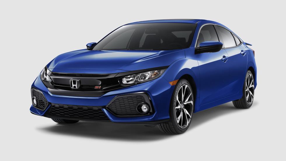 Honda Civic Si sedán 2017