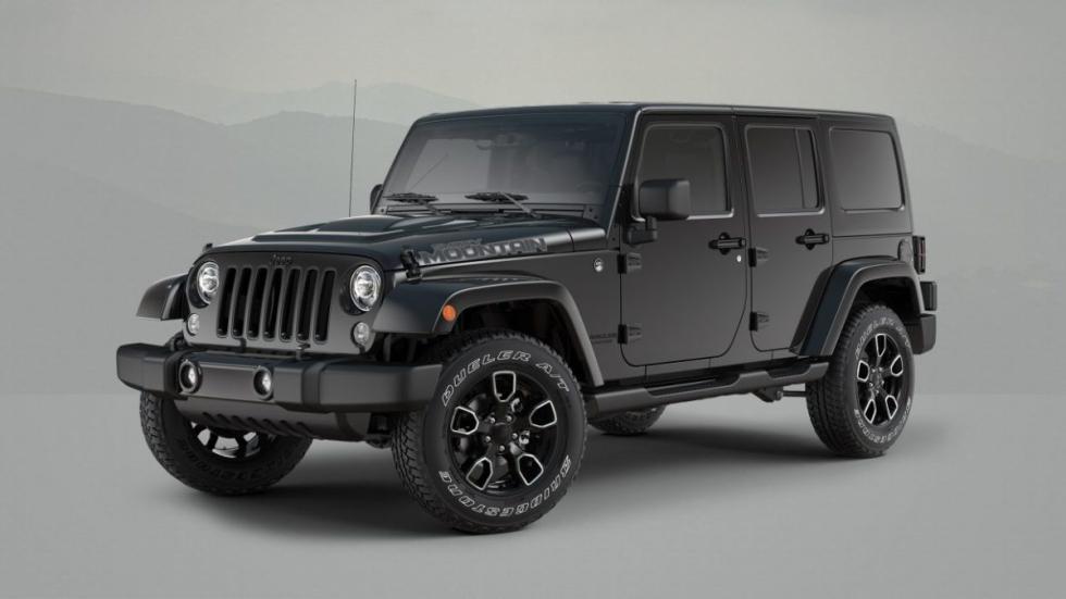 Ediciones especiales Jeep Wrangler