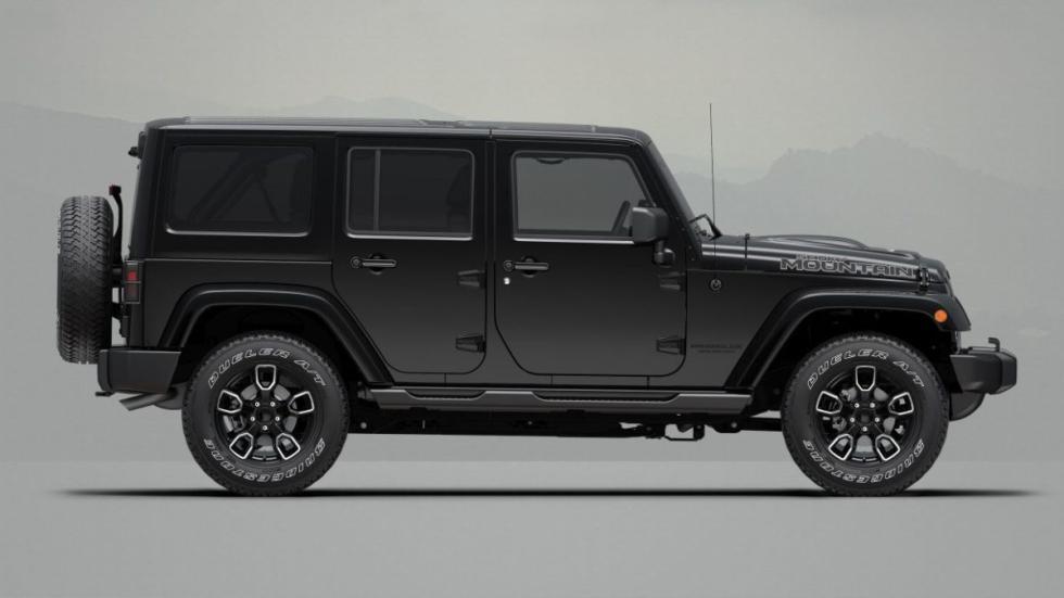 dos ediciones especiales más para el jeep wrangler -- autobild.es