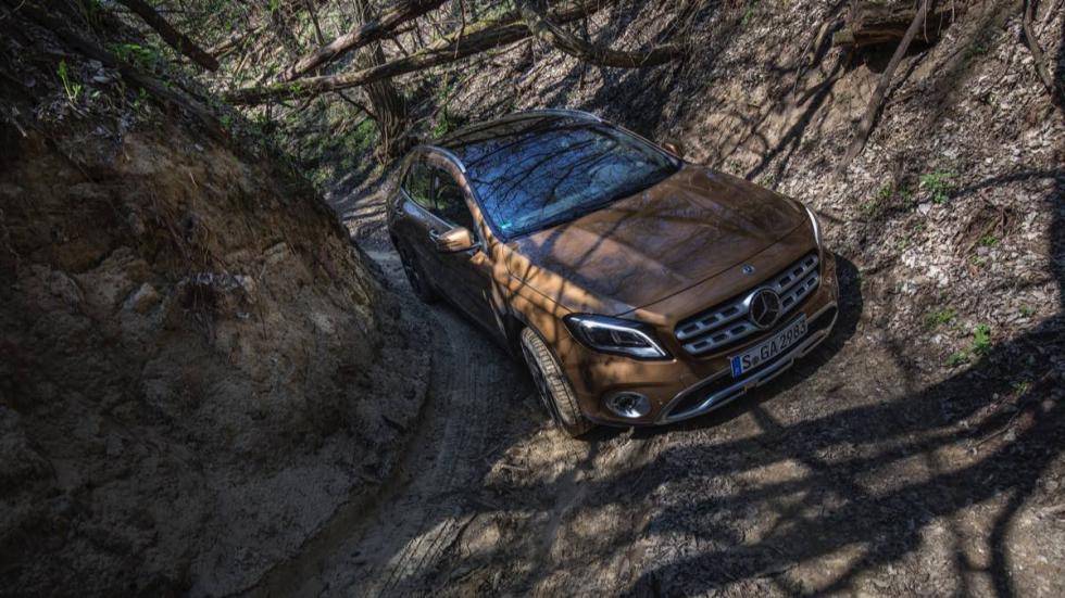 Mercedes GLA 2017 6