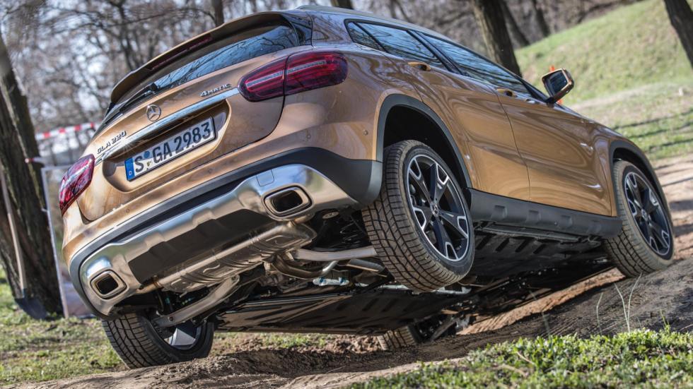 Mercedes GLA 2017 8