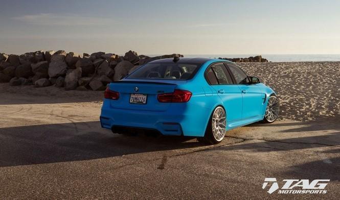 BMW M3 TAG Motorsports