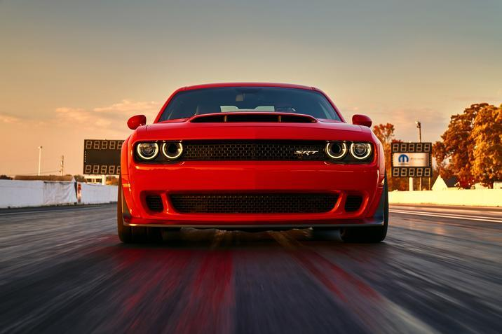 Dodge Challenger SRT Demon 2017